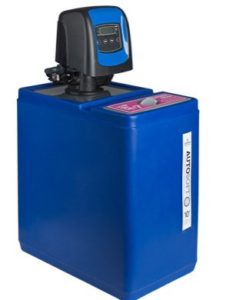 Blue Cold Autosoft Water Softener
