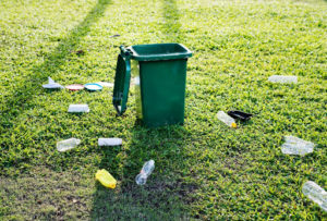 Conduct a waste audit in the workplace
