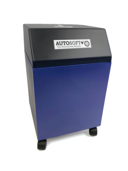 AutoSoft + Commercial Water Softener