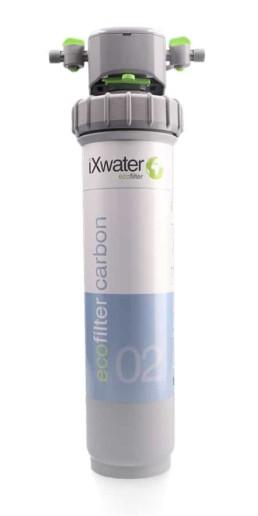 iX02-Carbon24 eco water filter