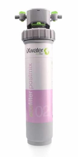 iX02-Postmix24 eco water filter