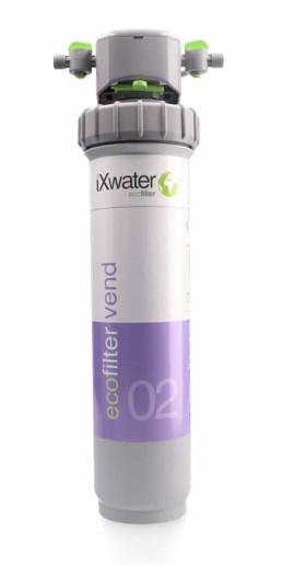 iX02-Vend24 eco water filter