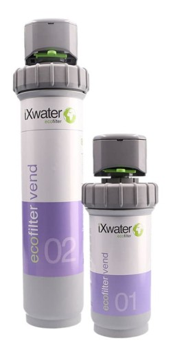 iX Vend Water Filter